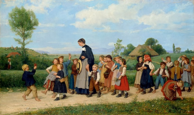 anker-albert-the-school-walk-1872